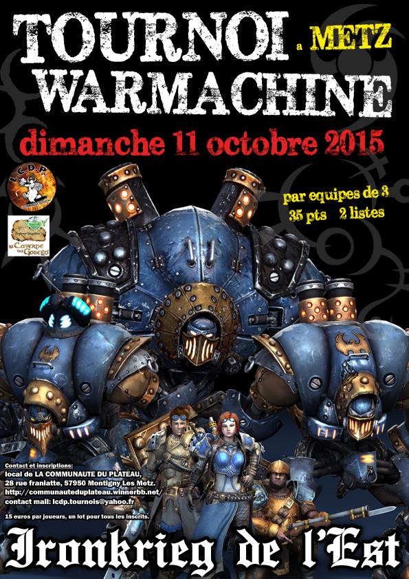 tournoi WARMACHINE par équipe de 3 a Metz le dim 11 octobre 2015 690156afficheWarmaoct2015logo