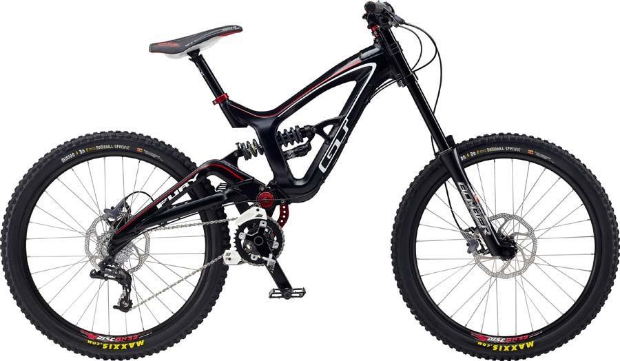 GT cycles 6905682012GTFuryAlloy2Downhillmountainbike