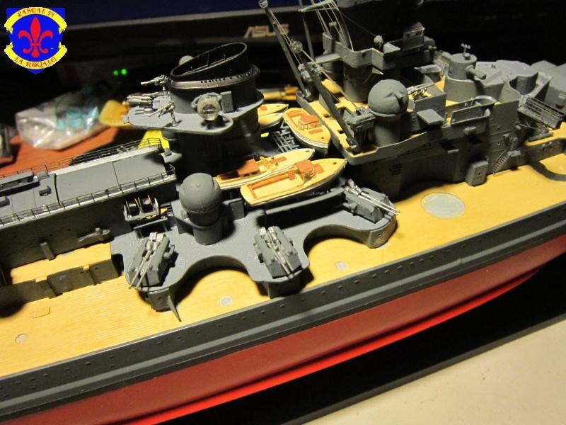 Croiseur de bataille Scharnhorst  au 1/350 de dragon - Page 6 691287IMG1364L