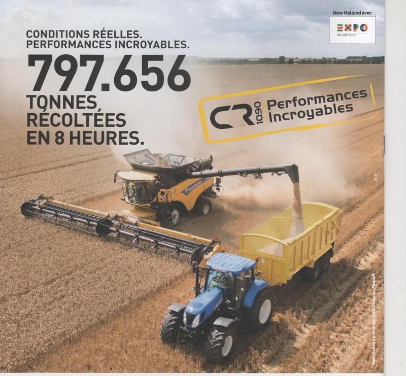 Petite histoire de l'énergie, son rôle en agriculture dans l'histoire - Page 2 691831batteuse2