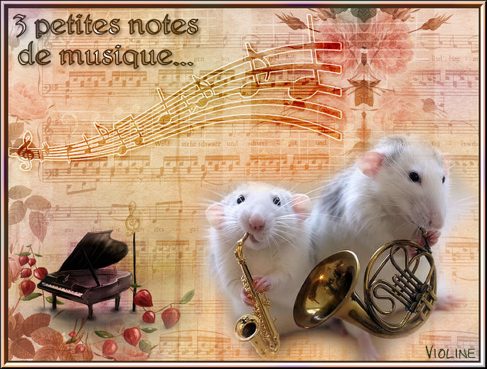 Ma ptite galerie, Violine - Page 2 691907Creachou230315DfiViolineAnimauxN12
