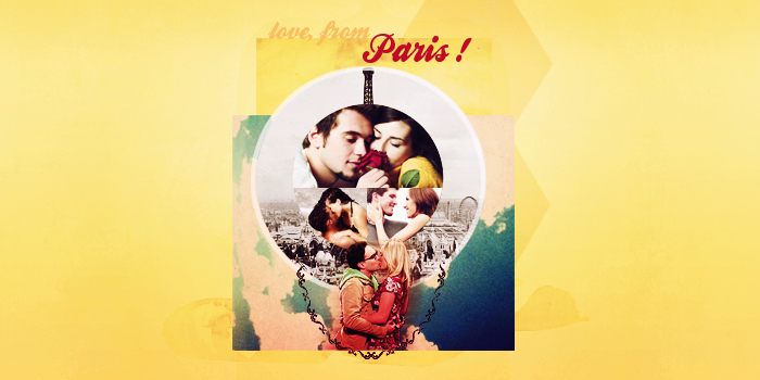 Love, from Paris