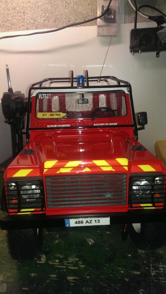 Defender 90 VLTT 'sapeurs pompiers des bouches du rhone - Page 5 696242IMAG0558