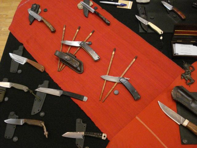 2ème Salon du couteau d'Annecy LES 29 ET 30 JUIN 2013 696427DSC04083