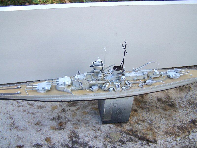 Dkm Scharnhorst 1938/39 airfix 1/600 - Page 4 697155Dkm_Scharnhorst_078