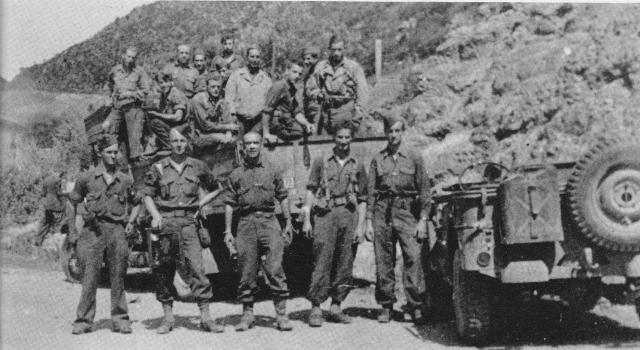 Le Bataillon de Choc 1943/1963. Photos. 697420850785sectionlibersa
