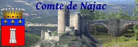 CHATEAU DE NAJAC - FORTERESSE COMTALE
