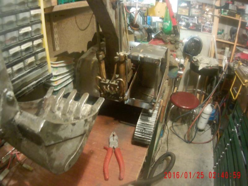 Mes modèles d'engins de TP électro hydrauliques 698286001