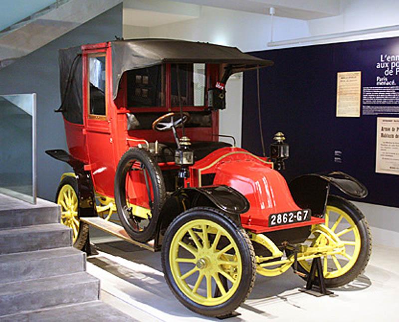 1914 retrokit taxi de la marne. Black Bedroom Furniture Sets. Home Design Ideas