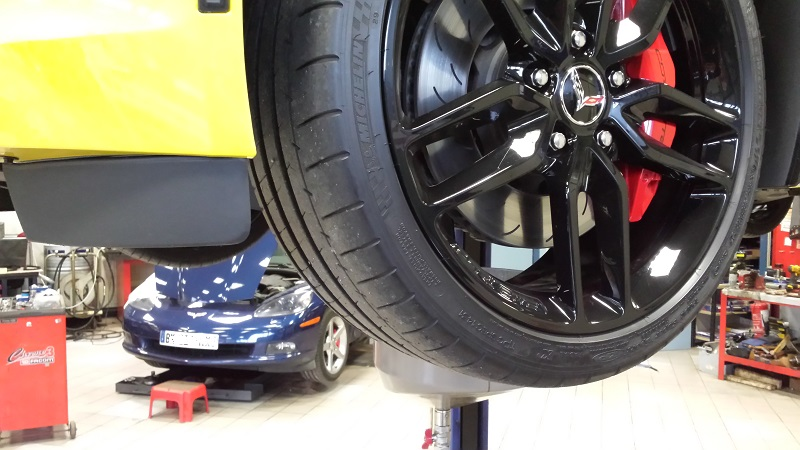 Rico en Corvette C7 Stingray Velocity yellow , News P17 - Page 21 69897120161007092053