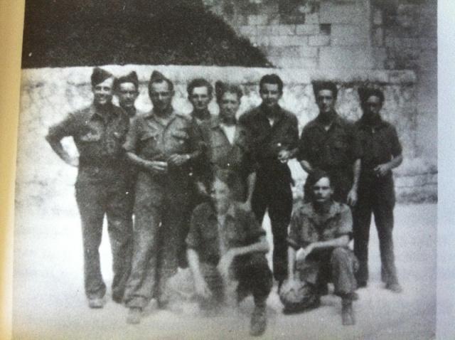 Le Bataillon de Choc 1943/1963. Photos. 699075Roquefavour844DeboutsGDDeMoussacFrgreMoiretLeHirBlanquerTribeaudauetDupuisgenouxGDMajeanJacquemet