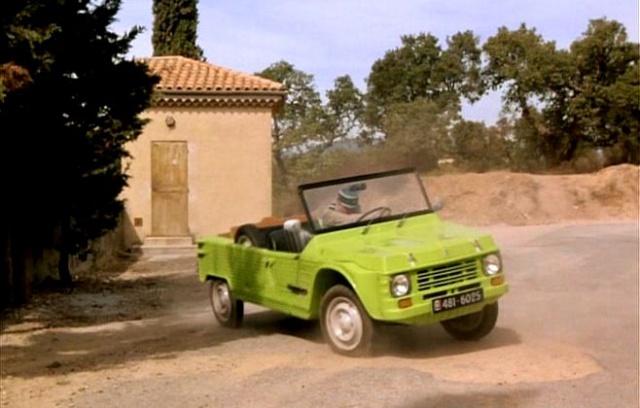 """Citroën Méhari """"Les Gendarmes & les E.T's"""" 699692666"""