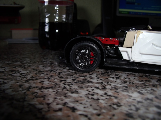 Ferrari 599GTB Fiorano. Revell. 699902boitefef021