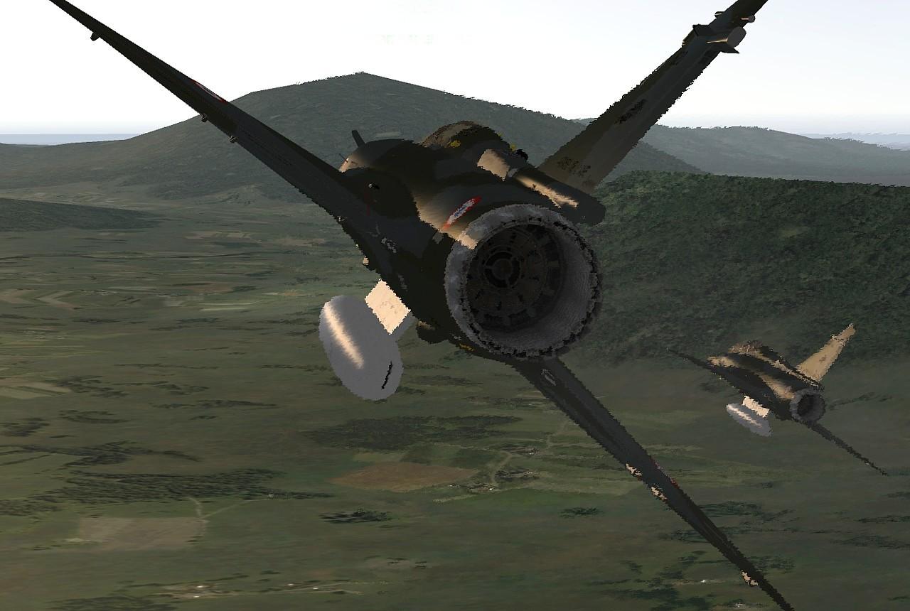 Mirage 2000D - Falcon BMS 4.32 70036420130805214706