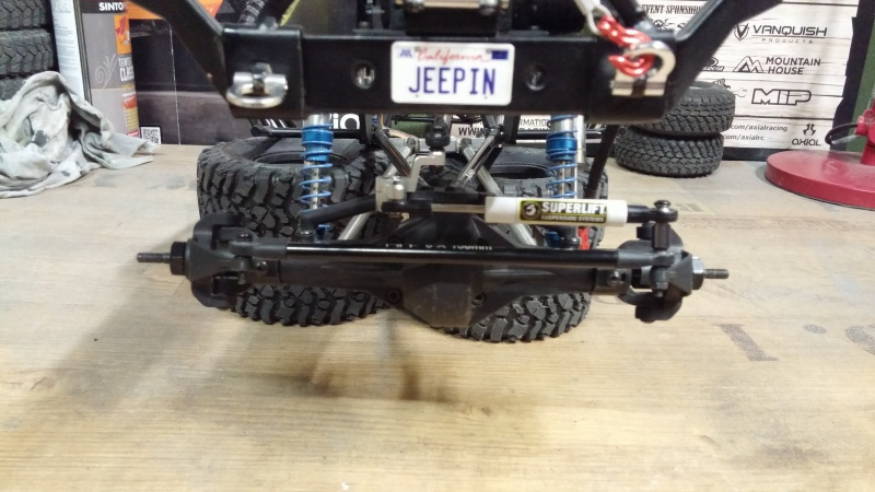 Jeep JK BRUTE Double Cab à la refonte! - Page 4 70063320141112152225