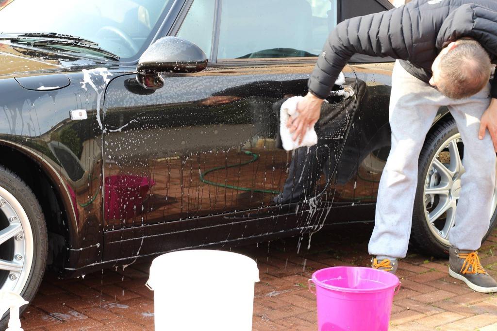 PORSCHE 993 Cabrio - Preparazione interna/esterna 7016580926