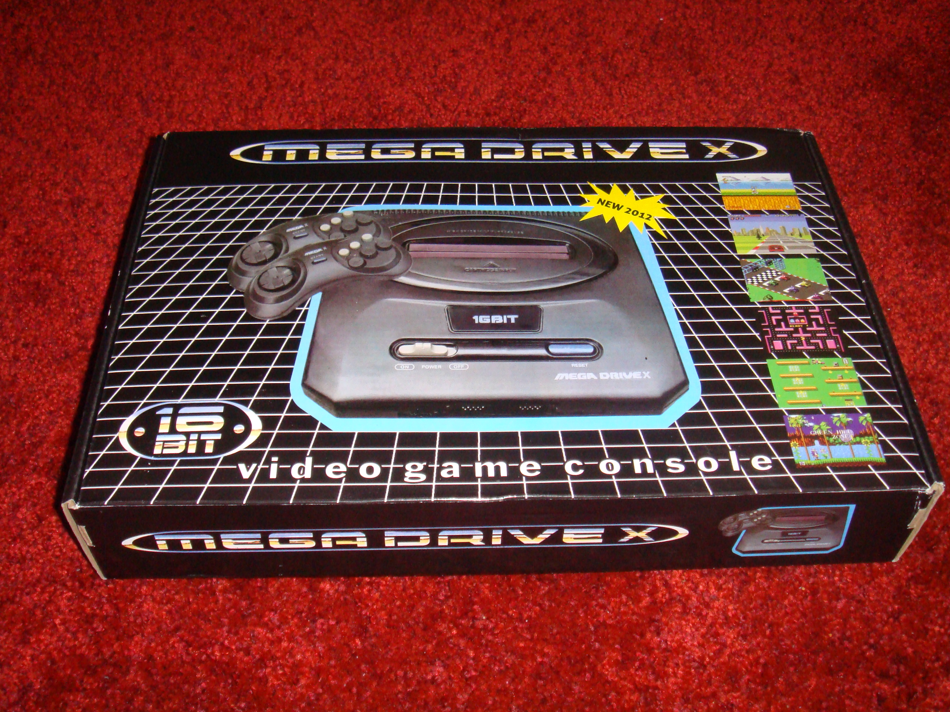 avant la neo geo x il y avait la MEGA DRIVE X ! 701982DSC02629