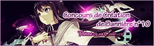 """Mangas Eternels organise sa 4ème édition de la """"Folie des Concours"""", et vous convie a cet événement ! 703181Bannires"""