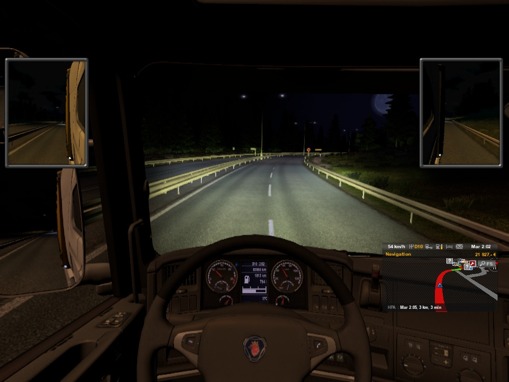 ETS2 - On the road 4 et extension Russie 703220ets200018