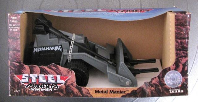 Steel Monsters (Tonka) - 1986 703796MetalManiac