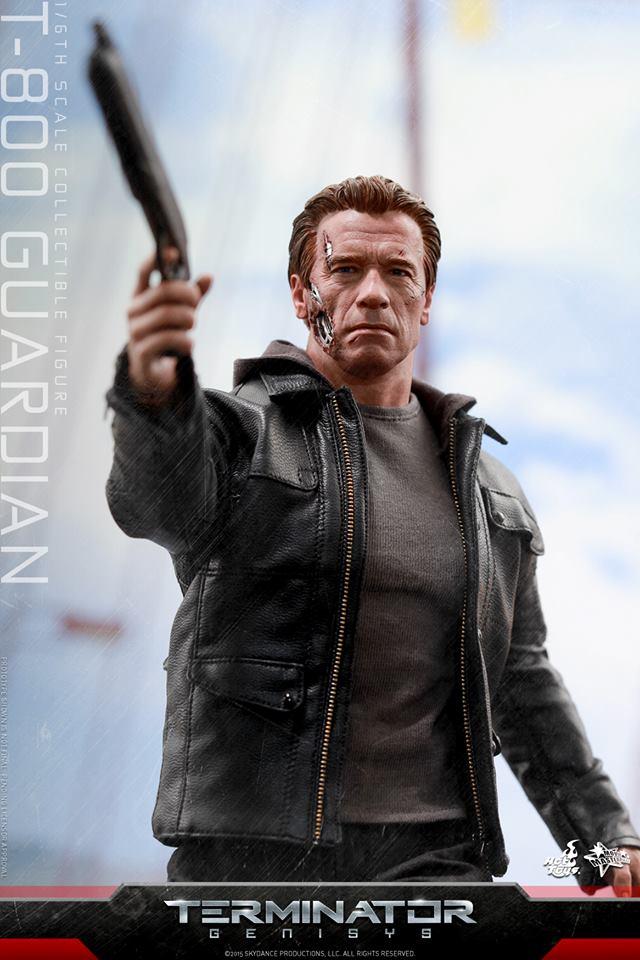 HOT TOYS - Terminator Genisys - T-800 Guardian 704202109