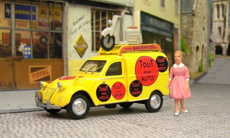 2015 > NOUVEAU > Hachette Collections + AUTO PLUS > La fabuleuse histoire des véhicules publicitaires - Page 3 7042166383
