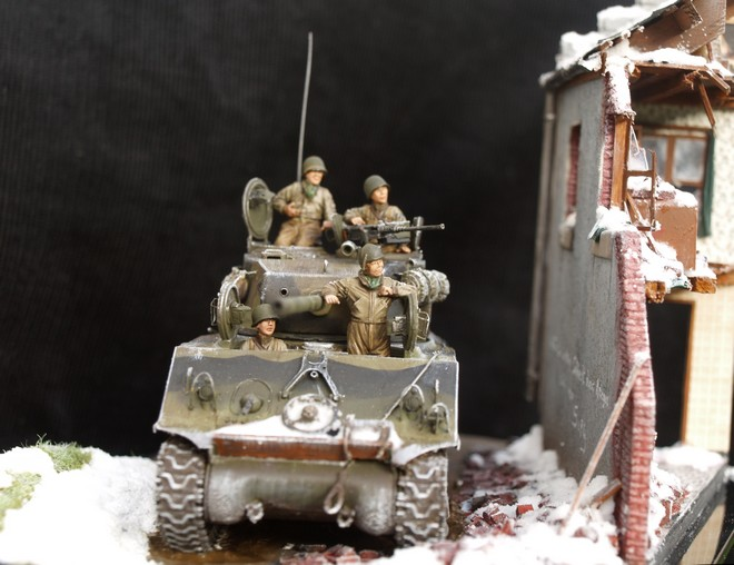 Ardennes 1944 - Terminé !!!!! - Page 2 704313Sherman64