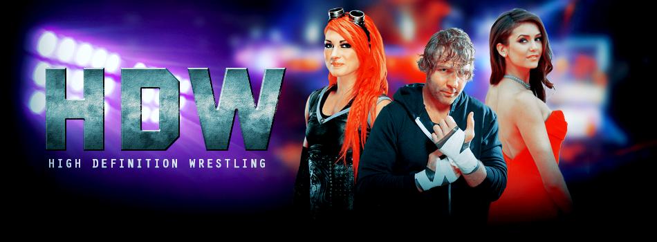 High Definition Wrestling