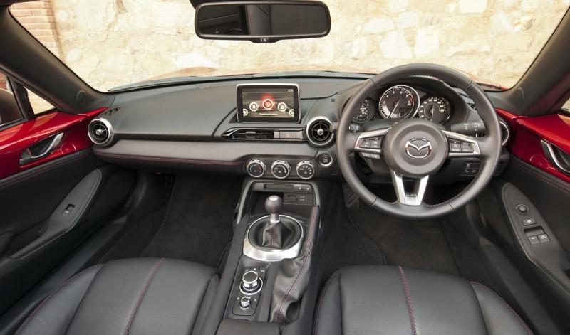 2016 - [Fiat] 124 Spider - Page 5 705197interieurnouvelleMazdaMX52015