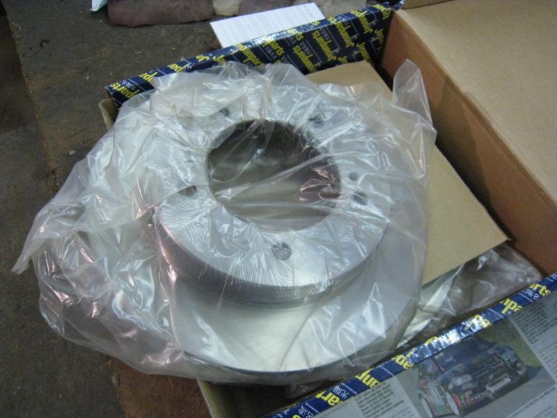 changement disques et plaquettes jimny 705559IMG2135
