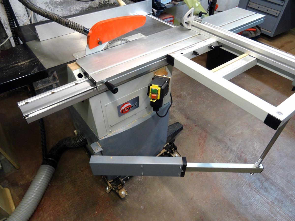 [VDS] Scie sous table Leman SST256 (255mm) 705751DSC00962c1s
