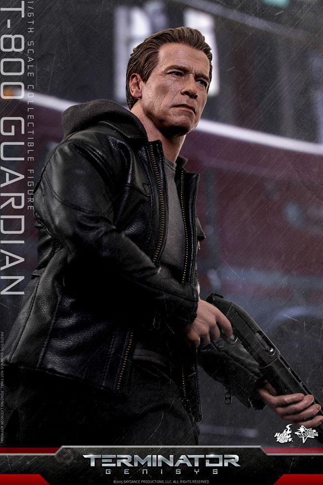 HOT TOYS - Terminator Genisys - T-800 Guardian 705990101
