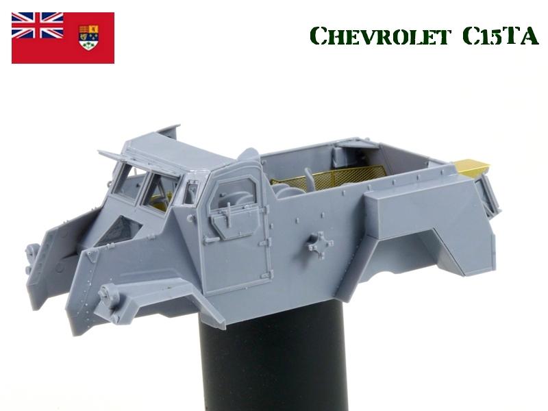 CHEVROLET C15TA - Normandie 44 - IBG 1/35 706106P1040109