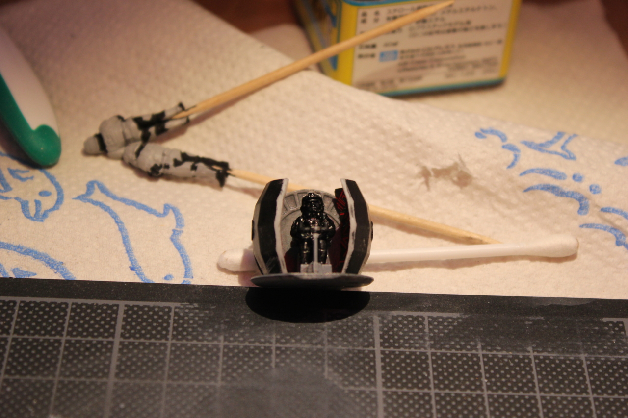 Star Wars [Tie Fighter] Fine Molds 1 : 72 706447DPP2008