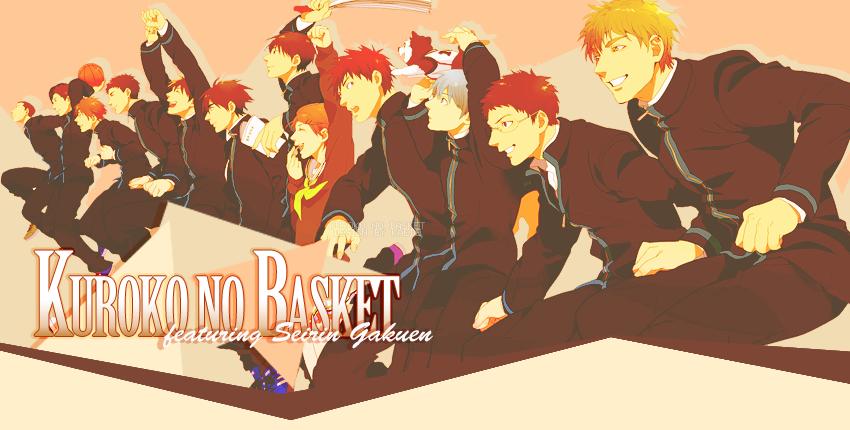 Kuroko no Basket RPG