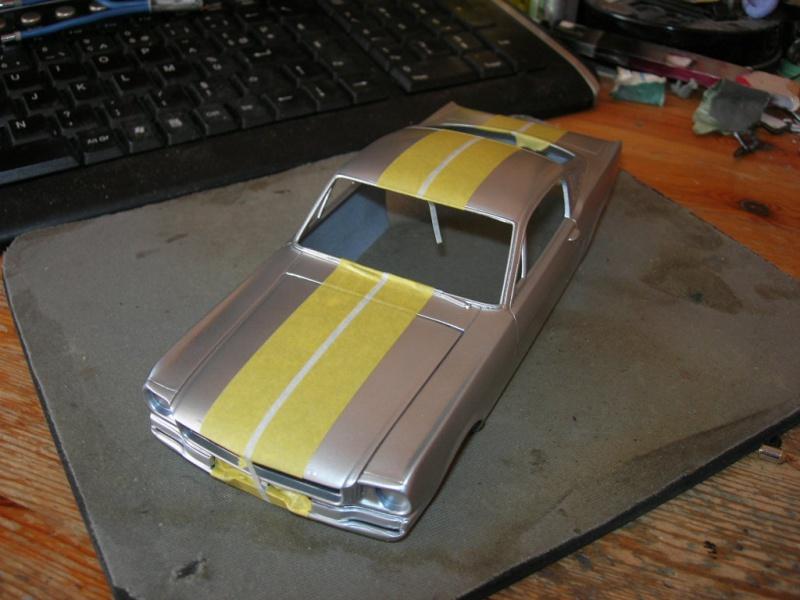 """Mustang Fastback""""65 Revell. 707601DSCN9952"""