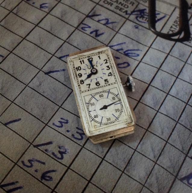 Minie Revue: UTI une montre de docteur 707911IMG4793