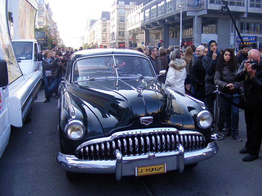 """Bruxelles côté BD  """"Tintin en automobile"""" - Page 2 707918DSCF6213"""