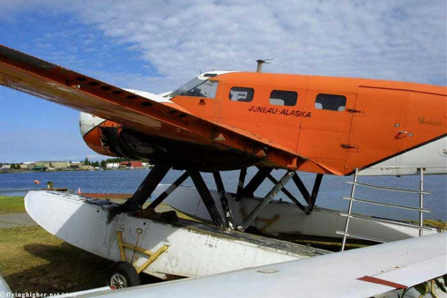 Beechcraft 18 Alaskan Bushplane  7086901011738