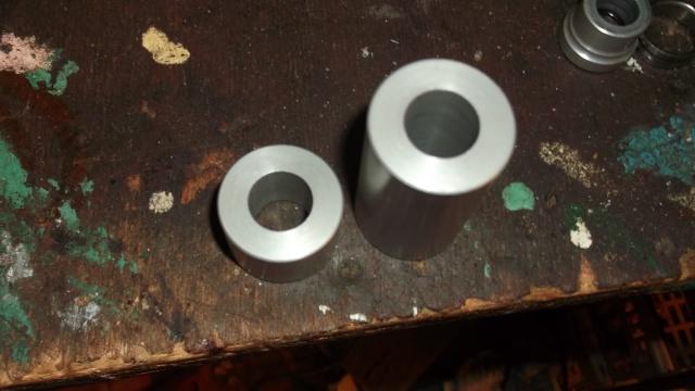 Remontage roulements Hope Pro Evo 2 AR 709285DSCF1188