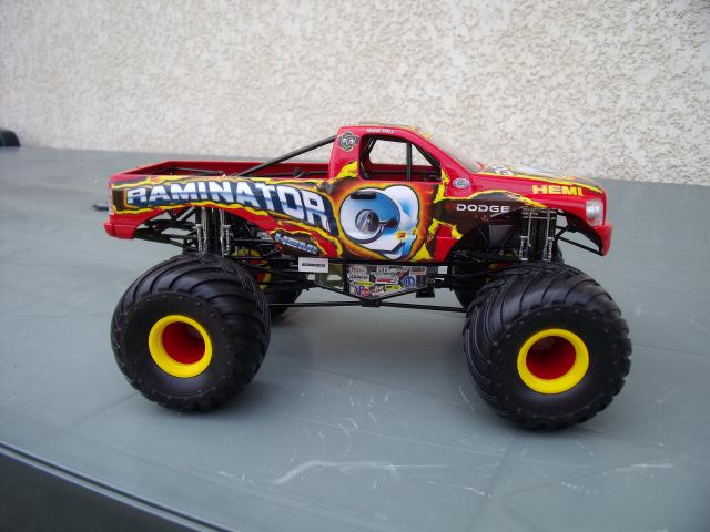 "Dodge Monster Truck ""Raminator"" 709976DodgeRaminator086"