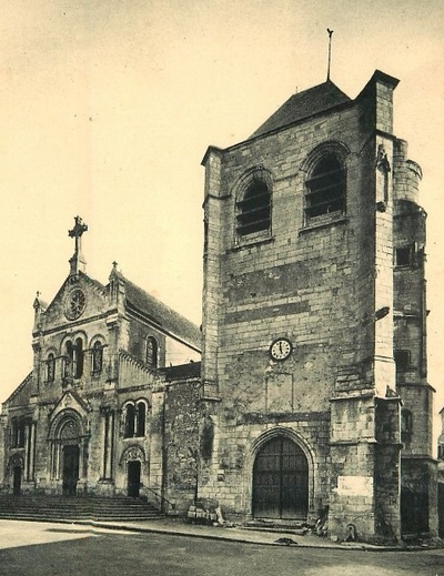 [RP] Eglise de Sancerre 710008325001