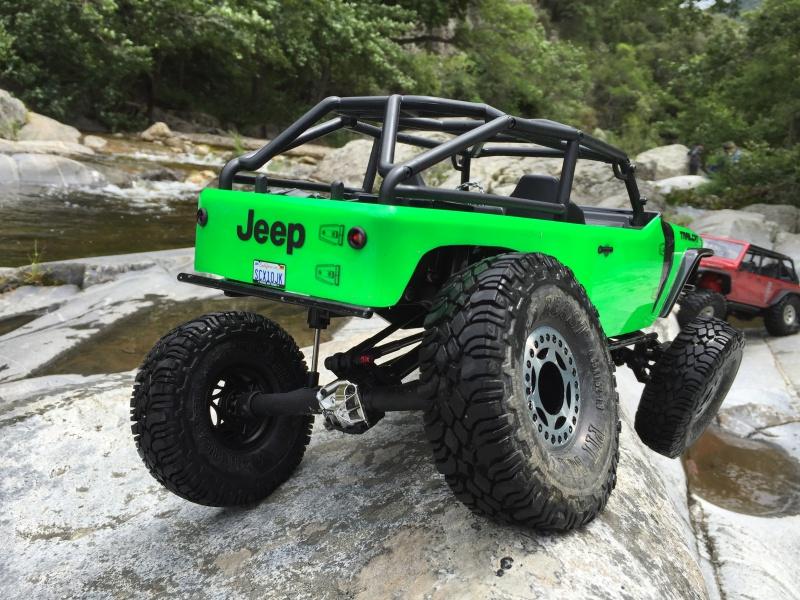 Jeep TRAILCAT G6 710030IMG7214