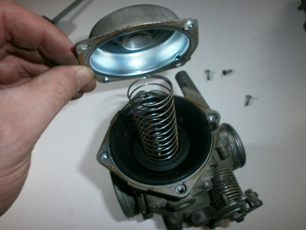 Nettoyage carburateurs de transalp 600 710569P1270016