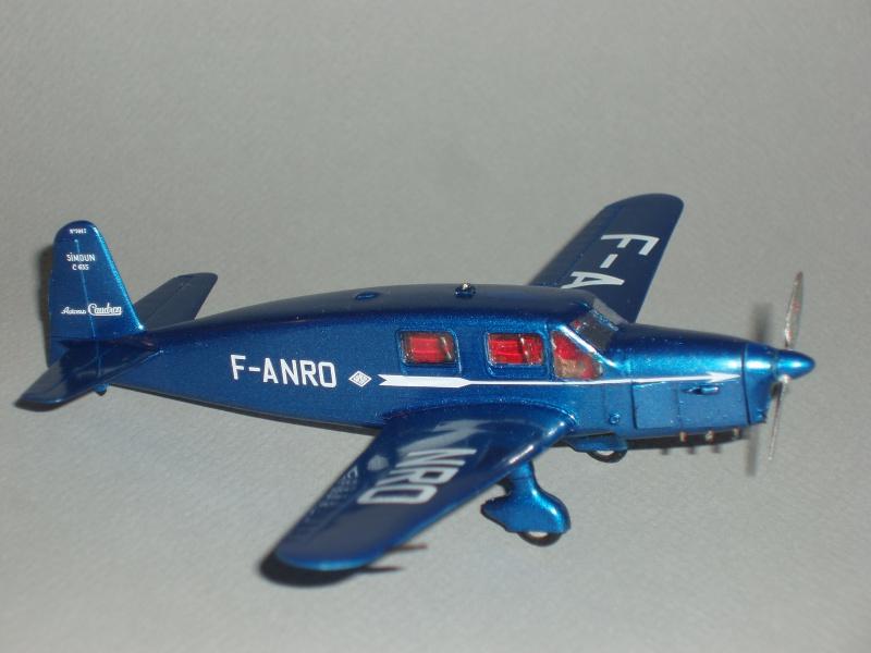 CAUDRON C-635 Simoun  (version Air Bleu). 1936  Heller 1/72. 711058cs34