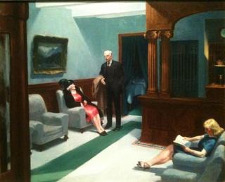 Couvertures d'Edward Hopper ! 71197135aHotelLobby