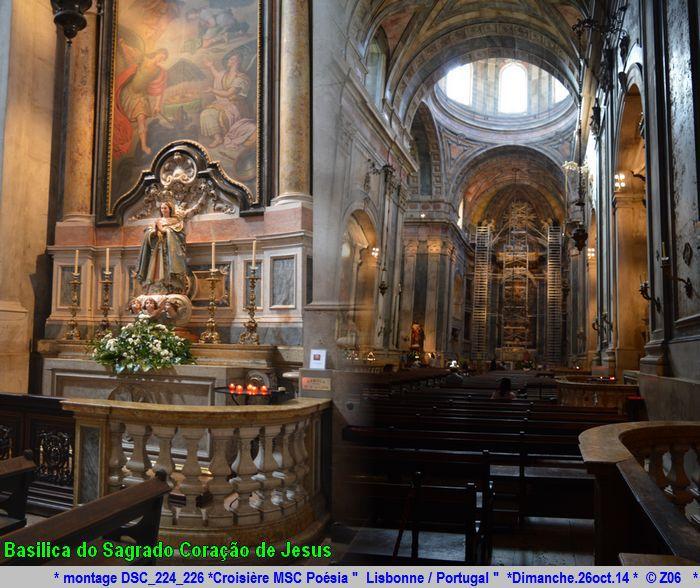 Z06 / C/R MSC.... Poesia 21/10 au 30/10 2014   Gêne Malaga Casablanca Lisbonne Barcelone Marseille 712086montageDSC224226