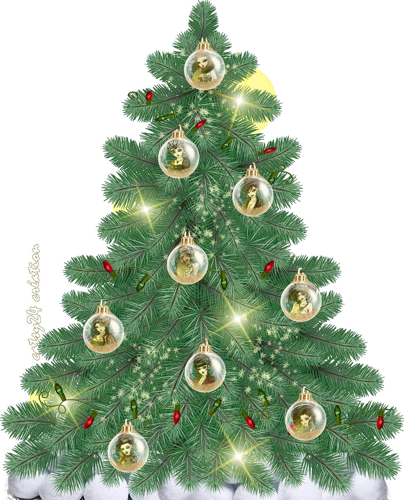cadeau aux filanteuses: Okazou, Peste74, Mysti251 et Lilimalili, Threnody, Tootoon et Jadely, Fofolle974 et Neyaa44  713024arbredenoelbimbodeltoilefilante