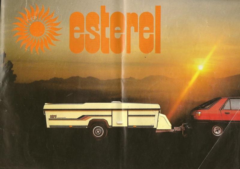 Les Esterel, début 80' 713538Brochurecover001
