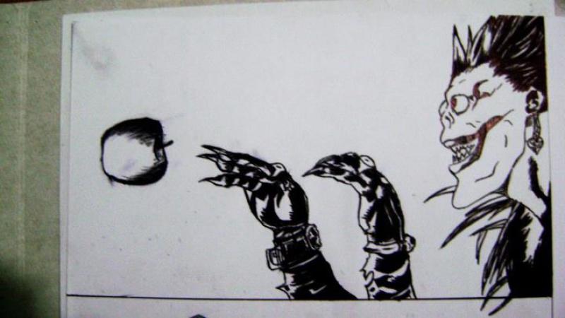 Mes dessins Death Note 713551mlkjhg